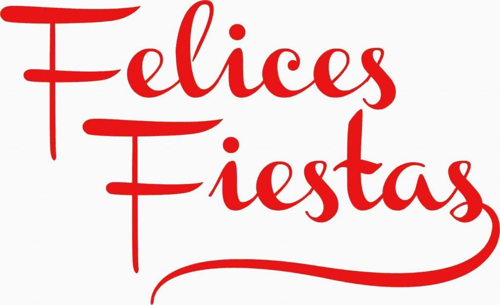 Felices fiestas desde despedidas en Logroño